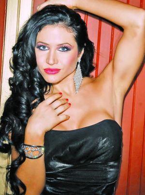 Adabel Guerrero en Playboy
