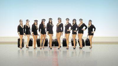 Aeromozas Mexicanas Desnudas en Playboy
