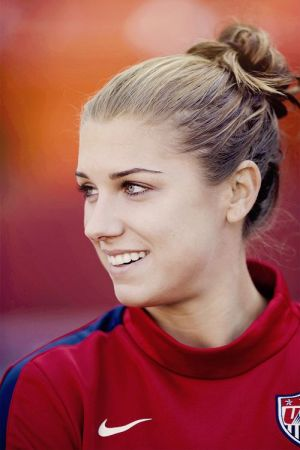 Alex Morgan Fotos