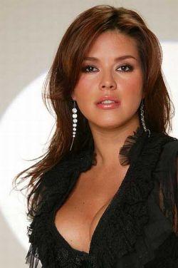 Alicia Machado se Volverá a Desnudar en Playboy
