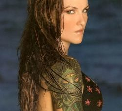 Amy Christine Dumas WWE Diva