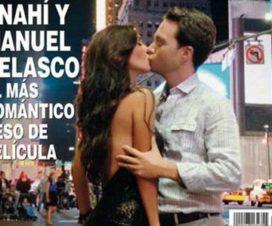 Roban y Publican Foto de Anahí Donde se Besa con Reconocido Político