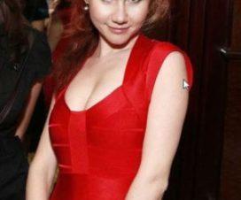 La Espía Rusa Anna Chapman se Desnuda en Maxim