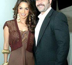 Bibi Gaytán y Eduardo Capetillo en La Academia 2011