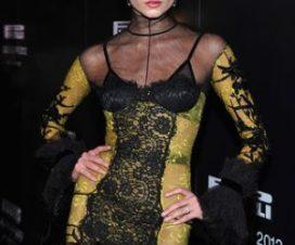 Doce Bellas Musas en el Calendario Pirelli 2012