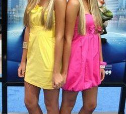 Camilla y Rebecca Rosso