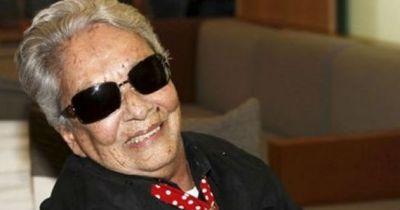 Chavela Vargas se Encuentra muy Grave en el Hospital