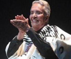 Muere la Cantante Chavela Vargas