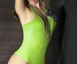 Claudia Colucci Cacau Desnuda en Playboy Brasil
