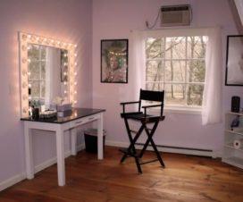 Cómo Tener un Rincón Make Up en Casa