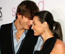 Demi Moore Quiere Recuperar el Amor de Ashton Kutcher