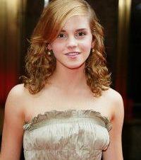 Emma Watson y el Cáliz de Fuego