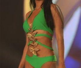 Gaby Fernández se Desnuda para Playboy Venezuela
