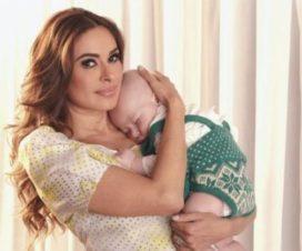 Galilea Montijo no Piensa por el Momento en Tener otro Bebé