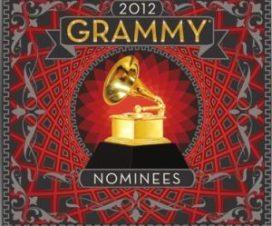 Lista de Nominados a los Premios Grammy 2012
