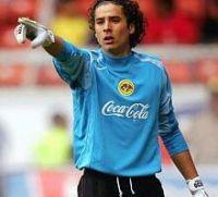 Guillermo Ochoa Club América