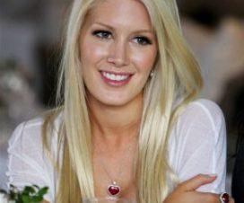 Heidi Montag Desnuda en Playboy