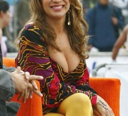 Ingrid Coronado ya es Mamá