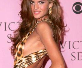 Izabel Goulart Desnuda en Homem Vogue