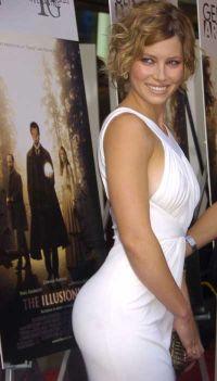 Jessica Biel Sexy