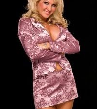 WWE Divas Jillian Hall
