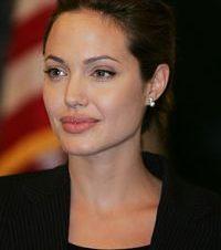 La belleza de Angelina Jolie