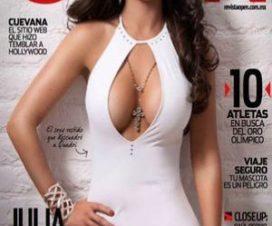 Julia Orayen El Escote que Movió al Mundo en la Revista Open