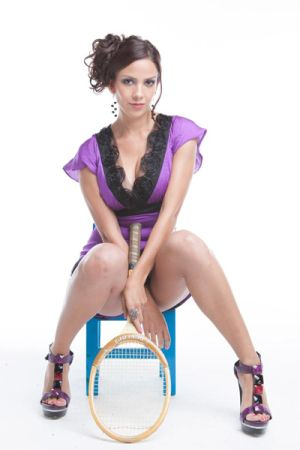 Karen Manzano en Playboy