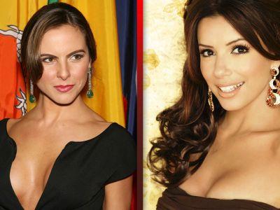 Kate del Castillo y Eva Longoria