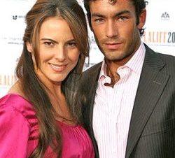Se Casaron en Las Vegas Kate del Castillo y Aarón Díaz
