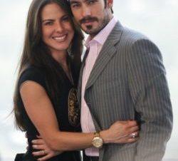Kate del Castillo y Aarón Díaz se Separan