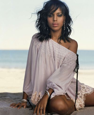 10 Fotos de Kerry Washington Que Te Dejarán Sin Aliento