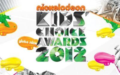 Nominados a los Kids Choice Awards 2012
