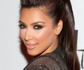 Foto de Kim Kardashian Cocinando Causa Gran Revuelo