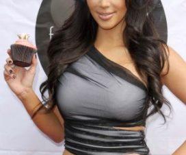 Kim Kardashian Desnuda en Playboy Rusia