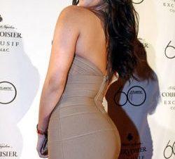 10 Fotos del Trasero de Kim Kardashian
