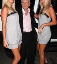 Kristina y Karissa Shannon las Nuevas Novias de Hugh Hefner