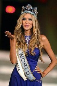 Kseniya Sukhinova es la Nueva Miss World 2008