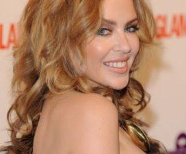 Kylie Minogue Posee el Mejor Trasero del Mundo