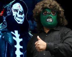 Hallan Muertos a los Luchadores La Parkita y Espectrito II