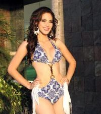 Detienen a Laura Elena Zúñiga Huizar Miss Sinaloa 2008