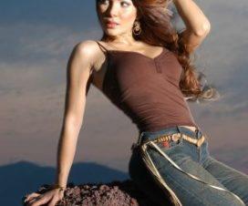 Linda Wayas en Playboy México