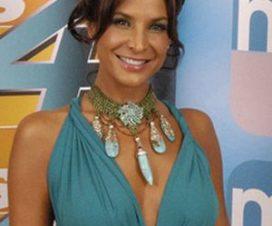 Lorena Rojas: Me Desnude por Puro Capricho