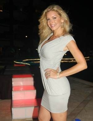 Isabel Madow en Playboy