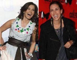 Martha Guzmán y Laura G