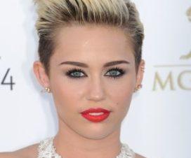 Foto Miley Cyrus Sale Sin Ropa Interior y Enseña Todo