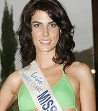 Natalia Zabala Miss España 2007