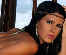 Natalie Weber Tuvo un Accidente por Montar a un Toro