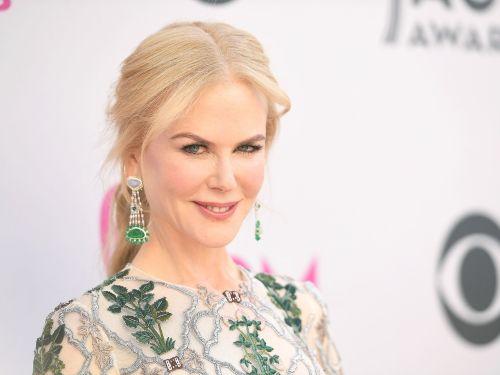 Nicole Kidman Ansiedad