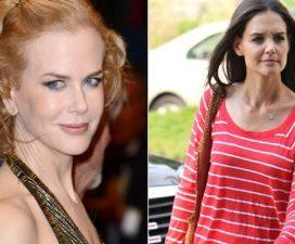 Nicole Kidman Ayudo a Katie Holmes en su Separación de Tom Cruise